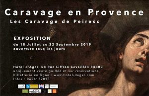 Exposition Caravage en Provence