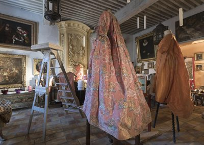 Cavaillon  - Hotel d'Agar costumes