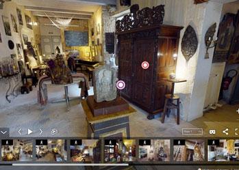 Visite Virtuelle de l'Hôtel d'Agar