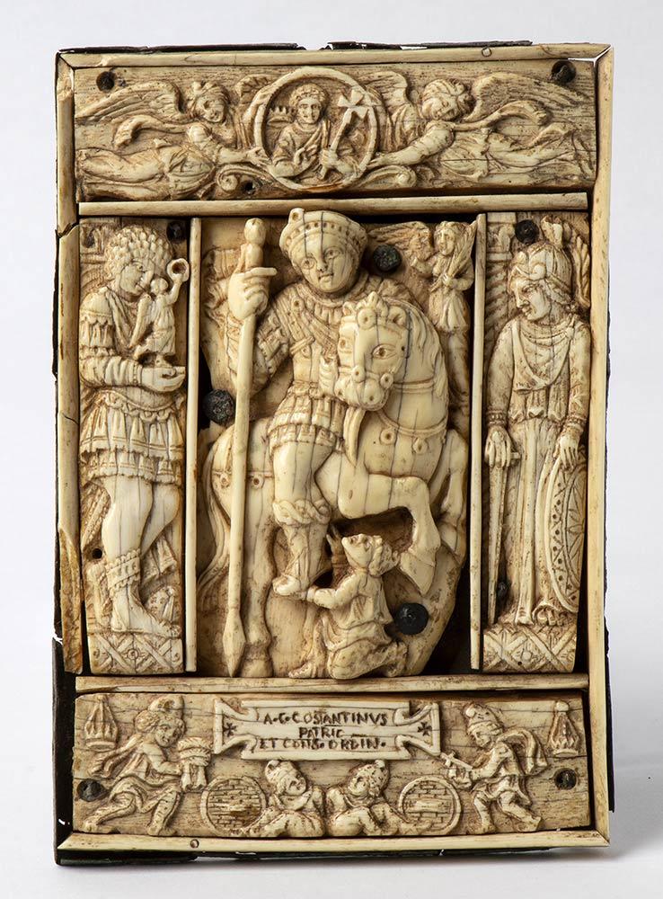 L'ivoire PeirescBarberini